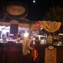 Ordering under the moon