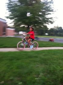 Xavi was a blur Tuesday