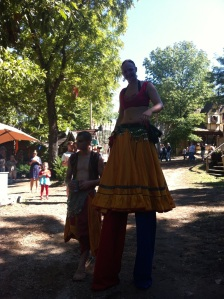 Tall people :)