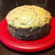 Treat of the week: German chocolate cake