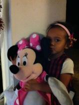 Aspen and big Minnie