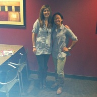 My work buddy and I dressed accidentally dressed alike on Monday.