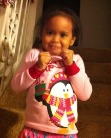 Ready to knock out Christmas