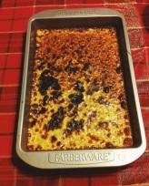 My first casava cake: Success