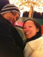 Xavier and I